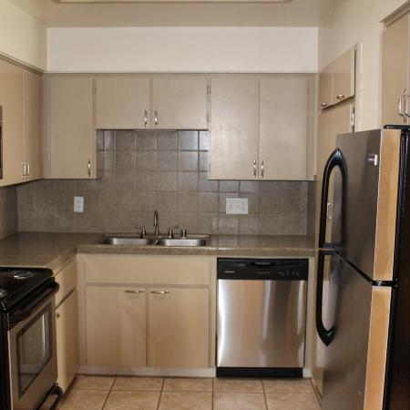 Luxurious Kitchen | Apartment Homes in Fresno, CA |