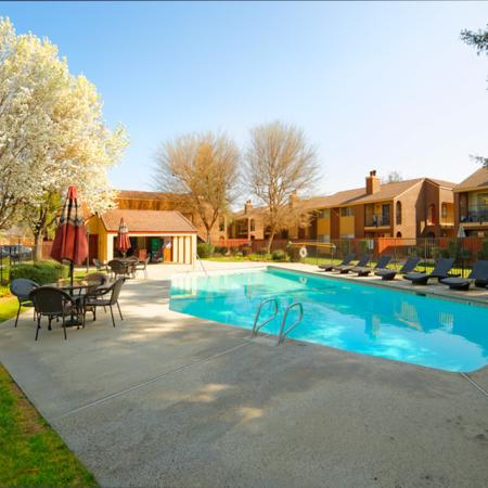 Swimming Pool | Apartment Homes in Fresno, CA |