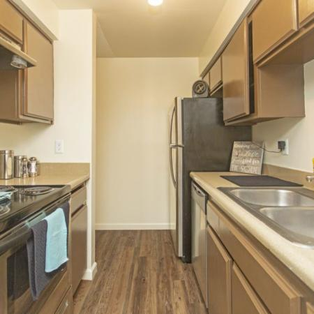 Spacious Kitchen | Apartments for rent in Bakersfield, CA |