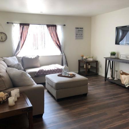 Elegant Living Room | Apartments for rent in Fresno, CA |