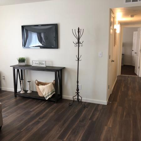 Luxurious Living Room | Apartment Homes in Fresno, CA |