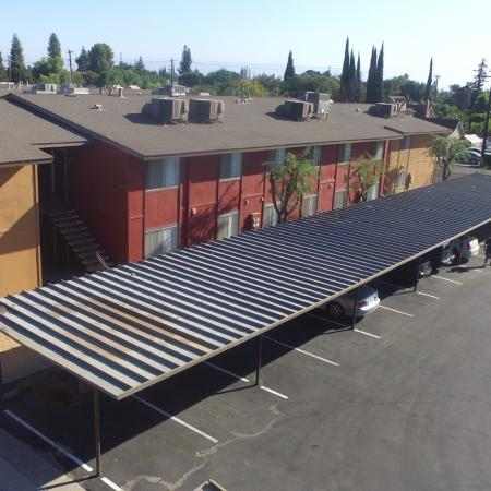 Resident Covered Parking | Fresno CA Apartments |