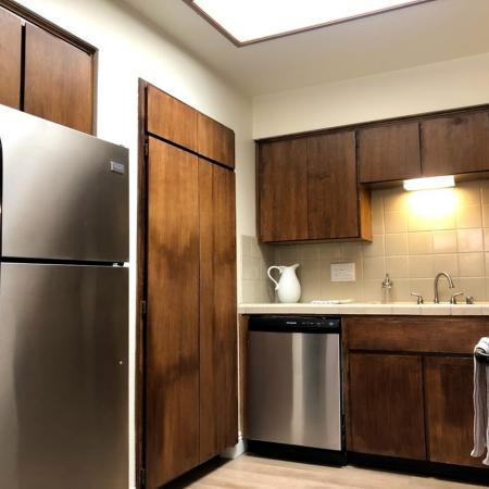 Elegant Kitchen | Apartments in Fresno, CA |