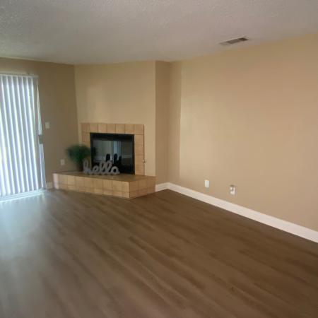 Spacious Living Room | Apartments in Fresno, CA |