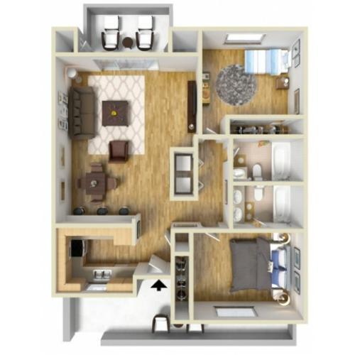 The Terraces Luxury Condominiums