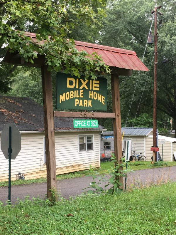Dixie Mobile Home Park