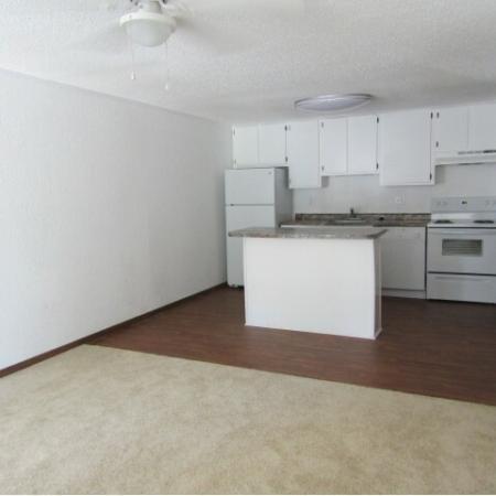 Bentwood Apartments, interior, living room