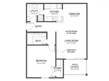 1 Bedroom FV