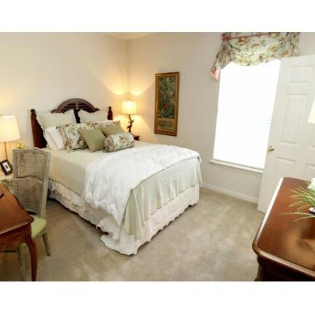 Spacious, Bright Bedroom