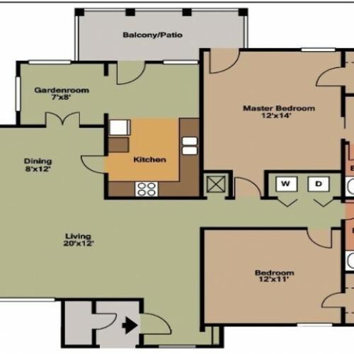 Hillwood Apartments