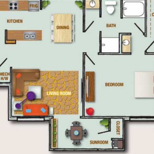 Sugar Mill Luxury Apartments