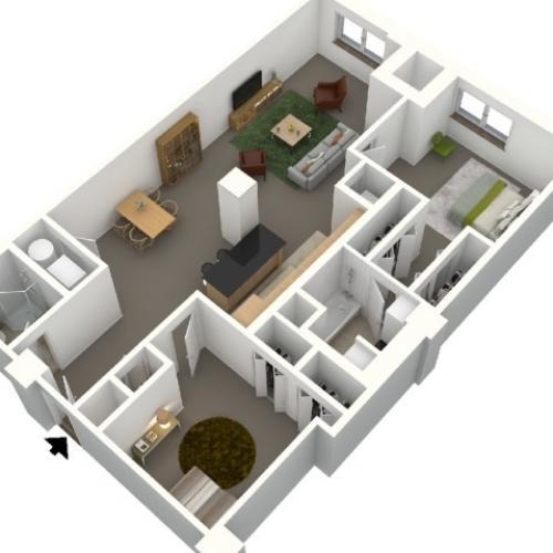 Two Bedroom