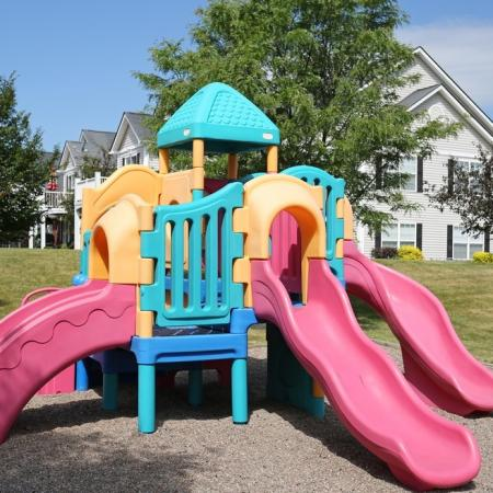 Toddler Park | Autumn Creek Apartments