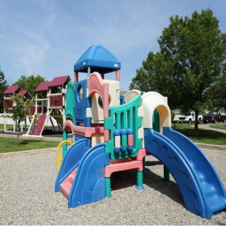 Two Playgrounds | Windsong Place Apartments
