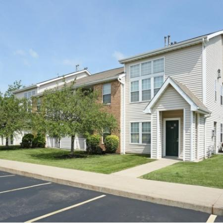 Williamsville apartments | Convenient street parking