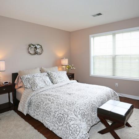 King Sized Master Bedrooms	at Williamsville apartments | StoneGate Apartment Homes