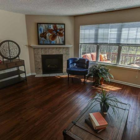2 Bedroom Pristine Floors | Windsong Place Apartments