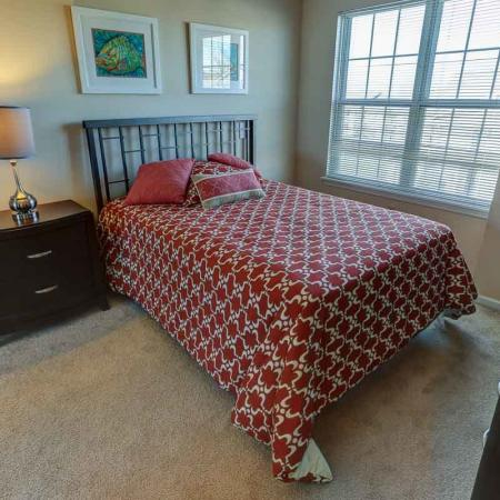 Spacious Bedroom | Windsong Place Apartments