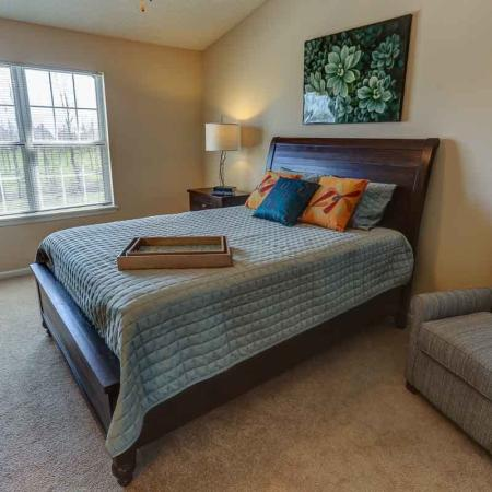 Beautiful Natural Lighting | Windsong Place Apartments