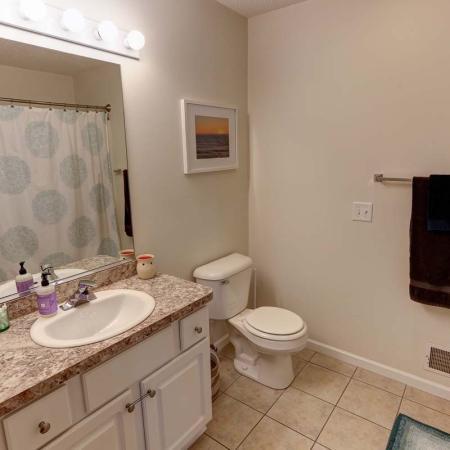 Spacious Bathroom | Apartments For Rent In Buffalo Ny | Autumn Creek Apartments