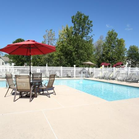 Resort Style Pool | Apartments For Rent In Williamsville Ny | Renaissance Place Apartments