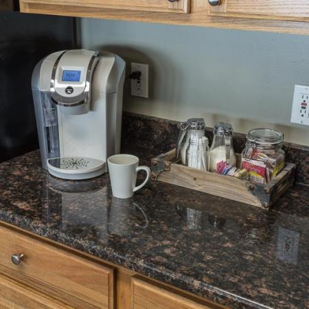 Resident Coffee Bar | Apartments For Rent In Williamsville Ny | Renaissance Place Apartments