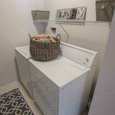 Resident Laundry Room | Apartments Williamsville Ny | Renaissance Place Apartments