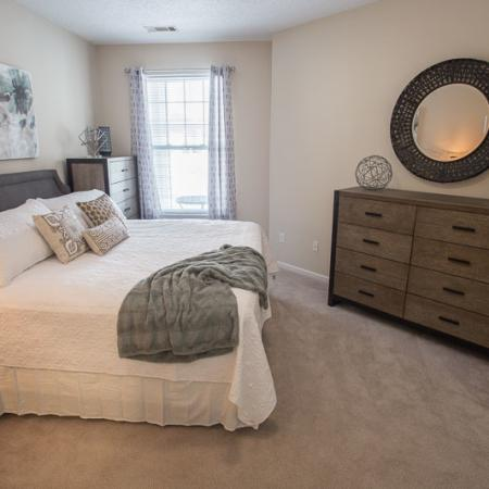 Spacious Master Bedroom | Apartments Williamsville Ny | Renaissance Place Apartments