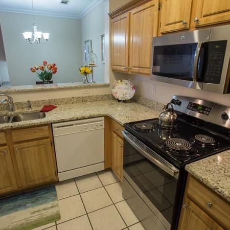 Modern Kitchen | Apartment Homes In Williamsville | Renaissance Place Apartments