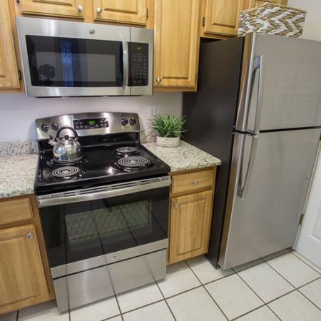 State-of-the-Art Kitchen | Williamsville New York Apartments | Renaissance Place Apartments