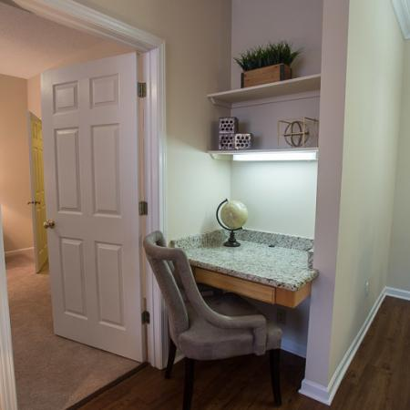 Hallway Office | Apartment Homes In Williamsville | Renaissance Place Apartments