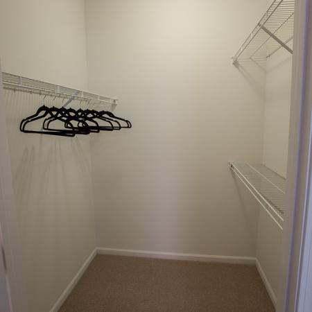 Spacious Walk-in Closet | Apartment Homes In Williamsville | Renaissance Place Apartments
