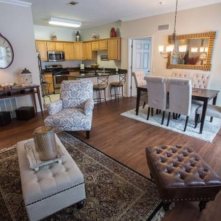 Luxurious Living Area | Apartments in Williamsville | Renaissance Place Apartments