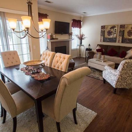 Spacious Living Room | Apartments in Williamsville | Renaissance Place Apartments