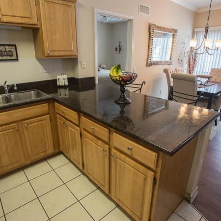 Granite Countertops | Williamsville Apartments | Renaissance Place Apartments