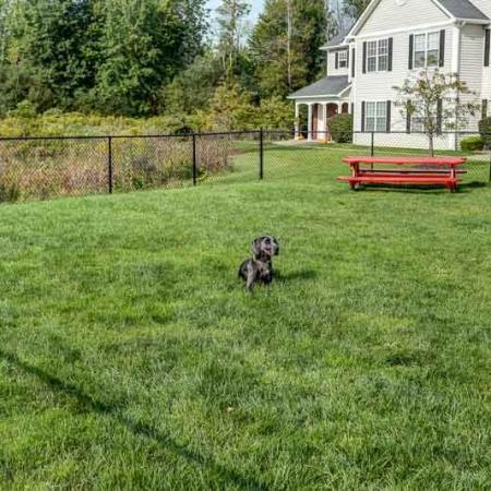 Bark Park | Autumn Creek Apartments