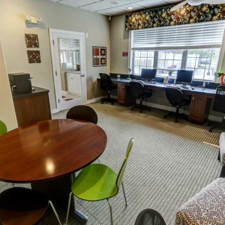 Business Center | Autumn Creek Apartments