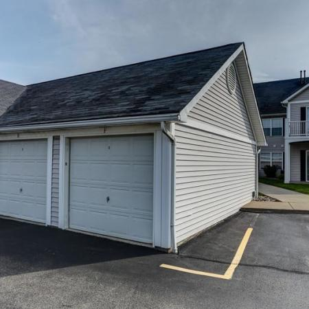 Autumn Creek Apartments | Garages Available