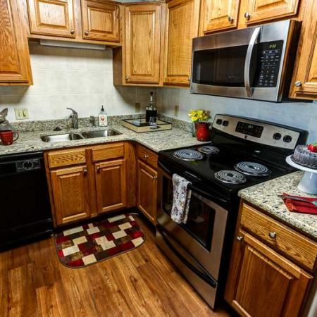 State-of-the-Art Kitchen | Windsong Place Apartments Williamsville Ny | Windsong Place Apartments