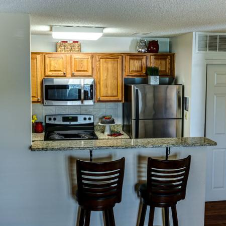 Elegant Kitchen | Apartments in Buffalo | Windsong Place Apartments