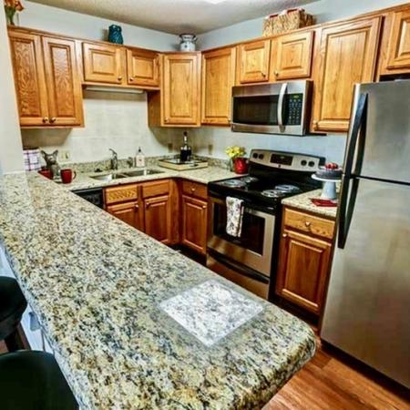State-of-the-Art Kitchen | Buffalo New York Apartments | Windsong Place Apartments