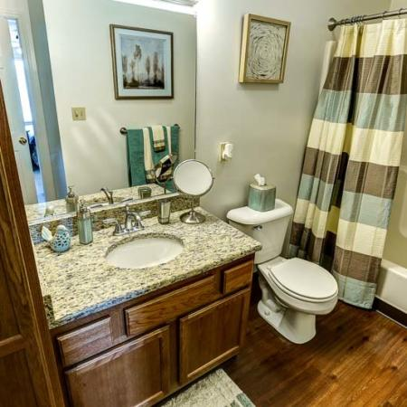 Spacious Bathroom | Apartments For Rent In Williamsville NY | Windsong Place Apartments