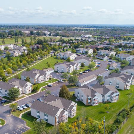 Buffalo New York Apartments for Rent | Windsong Place Apartments