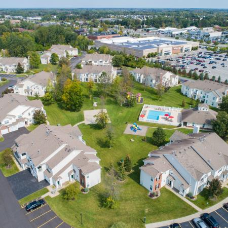Apartments in Williamsville | Renaissance Place Apartments
