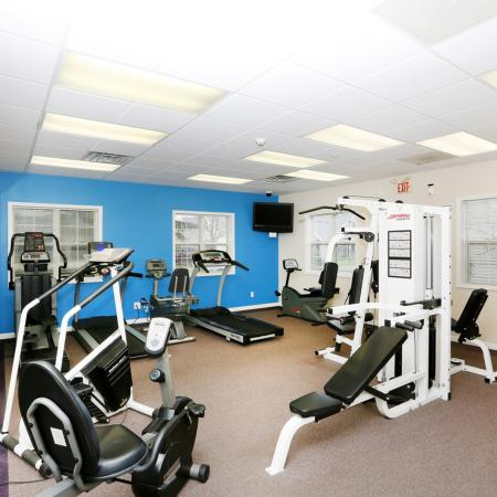 Williamsville NY apartments | Fitness Center