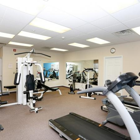 Resident Fitness Center | Apartment Homes In Williamsville | StoneGate Apartment Homes