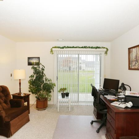 Vast Office Space | Williamsville Apartments | StoneGate Apartment Homes