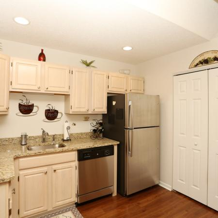 Large Kitchen and Pantry | Williamsville New York Apartments | StoneGate Apartment Homes