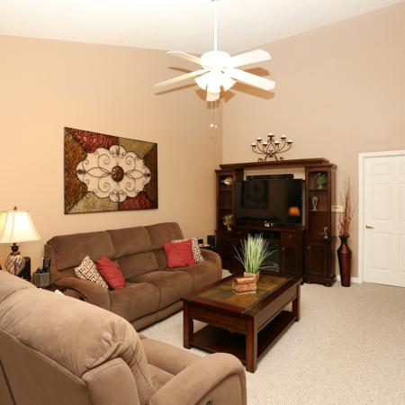 Elegant Living Area | Apartment Homes In Williamsville | StoneGate Apartment Homes