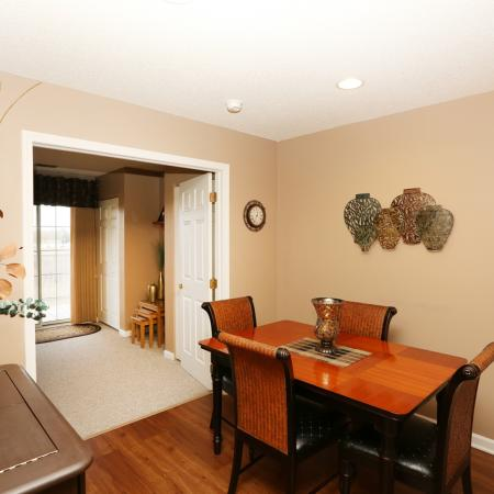 Large Dining Area | Apartment Homes In Williamsville | StoneGate Apartment Homes